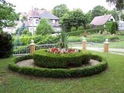 gepflegte Gärten
